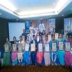 TEACHER'S DAY EXCELLENCE AWARD